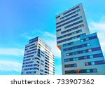 vilnius  lithuania   june 6 ...   Shutterstock . vector #733907362