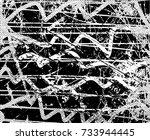 print distress background in... | Shutterstock .eps vector #733944445