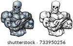 vector cartoon clip art...   Shutterstock .eps vector #733950256