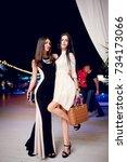 odessa  ukraine august 30  2014 ... | Shutterstock . vector #734173066