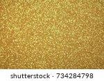 abstract glitter  lights... | Shutterstock . vector #734284798
