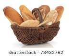 Bread Loaf Selection Of Tiger ...