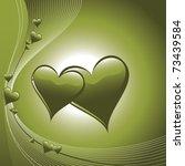 Hearts. Eps10.