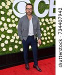 Small photo of LOS ANGELES, CA - August 01, 2017: Jeremy Piven at CBS TV's Summer Soiree at CBS TV Studios