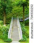 steps | Shutterstock . vector #734533252