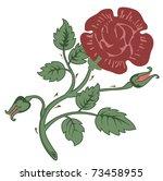 vector illustration of... | Shutterstock .eps vector #73458955