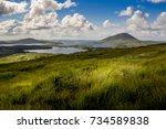 Irish Countryside Landscape...