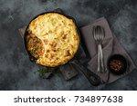 Shepherd\'s Pie. Minced Meat ...