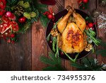 Baked Turkey Or Chicken. The...