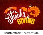 Thanksgiving Greeting Design...
