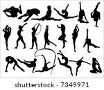 gym | Shutterstock .eps vector #7349971