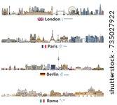 Vector Illustration Of London ...