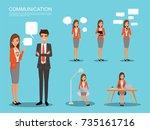 Communication Character Set...