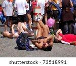 prague czech republic   may 13... | Shutterstock . vector #73518991
