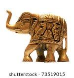 Decorative Golden Elephant...