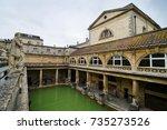 Roman Baths Ancient Spa  Bath ...