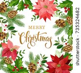 Christmas Design Composition O...