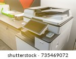 Photocopier With Access Control ...