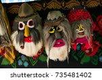 cluj napoca  romania   october... | Shutterstock . vector #735481402