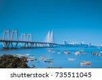 Worli Sea Link  Mumbai