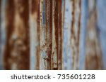 zinc | Shutterstock . vector #735601228
