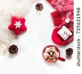 Christmas Holiday Composition....