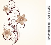 Floral Background.element For...
