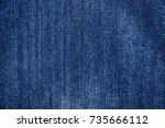 Blue Denim Jeans Texture....