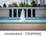 Swimming Pool Mansion
