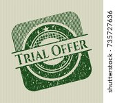 green trial offer distressed...