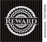 reward silver shiny emblem