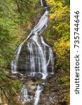 Moss Glen Falls Vignetted By...