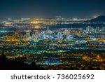 phoenix  arizona  united states ...   Shutterstock . vector #736025692