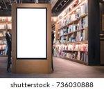 Mock Up Banner Light Box...