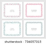 vector illustration of a... | Shutterstock .eps vector #736057315
