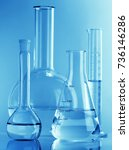 Small photo of Laboratory glassware / Chemistry