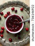 Small photo of Cranberry sauce