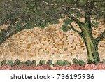 mosaic | Shutterstock . vector #736195936