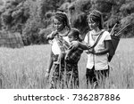 chiangmai  thailand   october ... | Shutterstock . vector #736287886