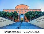 stockholm  sweden   june 11 ... | Shutterstock . vector #736400266