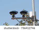 Small photo of Cameras which charge motorists for parking in a car park or road.