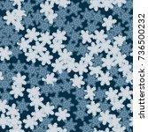 seamless pattern stylized