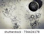 vinnitsa  ukraine   june 25  ... | Shutterstock . vector #736626178