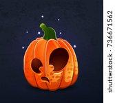 vector color illustration of... | Shutterstock .eps vector #736671562