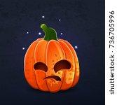 vector color illustration of... | Shutterstock .eps vector #736705996