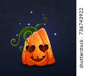 vector color illustration of... | Shutterstock .eps vector #736743922
