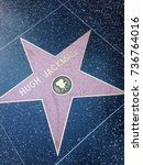 hollywood  california   july 26 ... | Shutterstock . vector #736764016