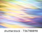 abstract fantastic clouds.... | Shutterstock . vector #736788898