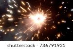 cracker   Shutterstock . vector #736791925