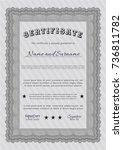 grey diploma or certificate